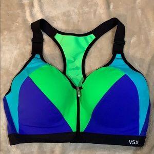VSX Sports Bra Size 34 D